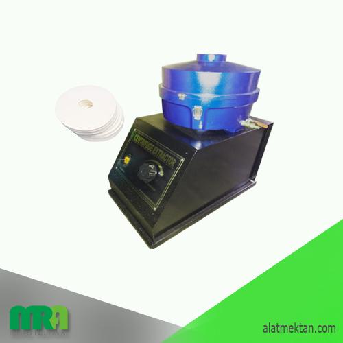 Alat laboratorium teknik sipil Centrifuge extractor test set (electric) ASTM D-2173 / AASHTO T-164 For determining bitument concret in hot mixed paving mixture and pavement sample.