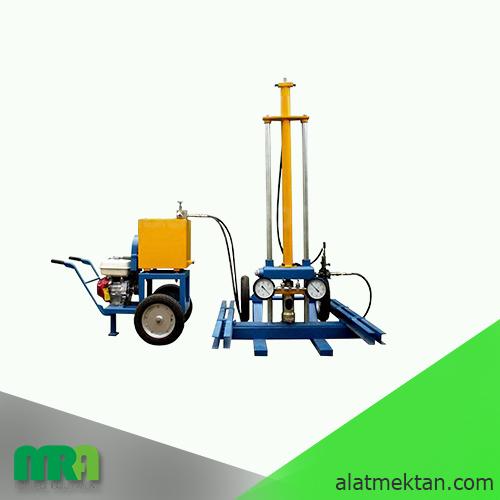 Alat laboratorium teknik sipil Hydraulic Cone Penetrometer
