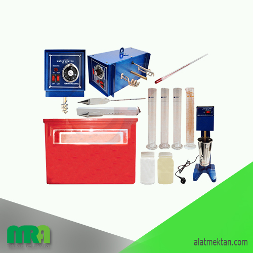 Alat laboratorium teknik sipil Hydrometer Analysis Test Set
