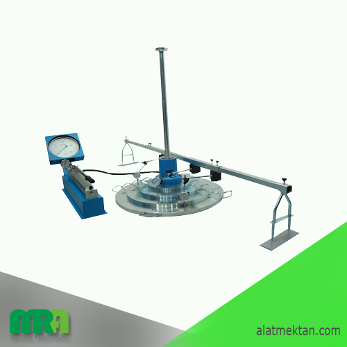 Alat laboratorium teknik sipil Plate Bearing Test Set