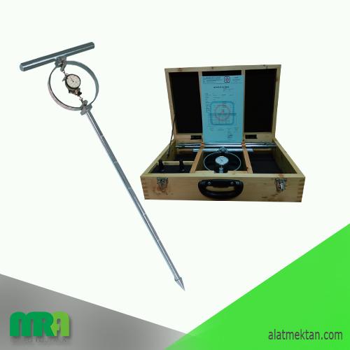Alat laboratorium teknik sipil Proving Ring Penetrometer