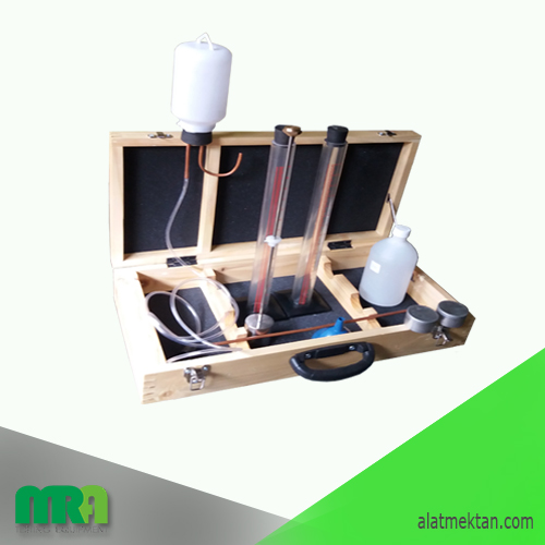 Alat laboratorium teknik sipil Sand equivalent test set