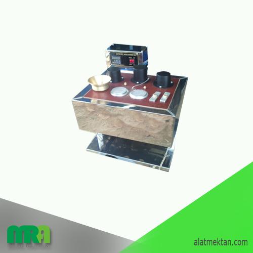 Alat laboratorium teknik sipil Saybolt Viscosimeter Test Set