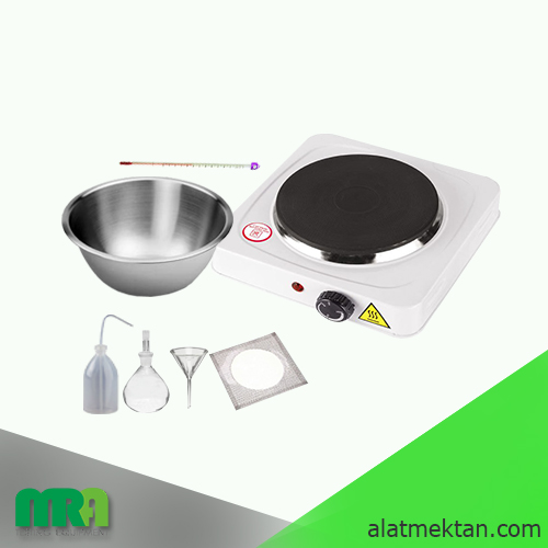 Alat laboratorium teknik sipil Specific Grafity - Heating Method