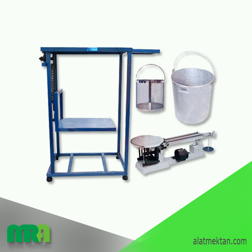 Alat laboratorium teknik sipil Specific Gravity & Absorption of Coarse