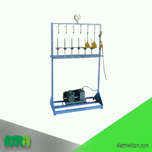 Alat laboratorium teknik sipil Vacuum Stand soil equipment